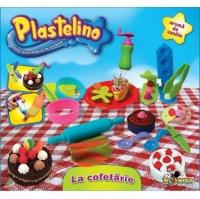 Plastelino Mega Prajituri Set Plastilina