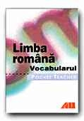 POCKET TEACHER LIMBA ROMANA VOCABULARUL
