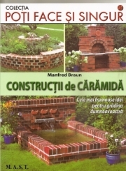 Poti face singur Constructii caramida