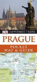 Prague Eyewitness Pocket Map and