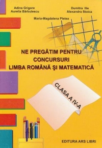 pregatim pentru concursuri Limba romana
