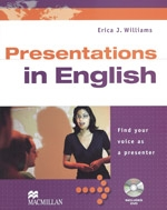 Presentations English with DVD Find