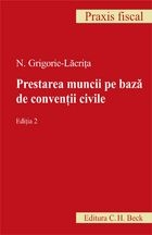 Prestarea muncii baza conventii civile