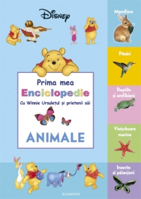 Prima mea enciclopedie Winnie Animale