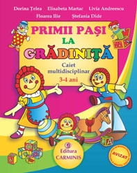 Primii pasi gradinita Caiet multidisciplinar