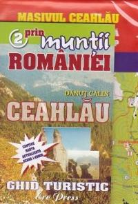 Prin muntii Romaniei, nr. 2. Masivul Ceahlau - Ghid turistic + harta turistica