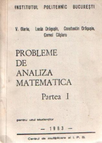 Probleme analiza matematica Partea
