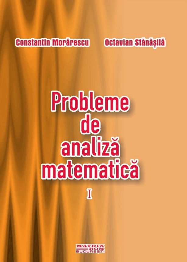 Probleme analiza matematica
