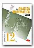 PROBLEME DE ANALIZA MATEMATICA PENTRU CLASA A 12-A