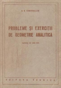 Probleme exercitii geometrie analitica (Traducere