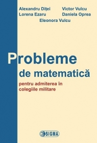 Probleme matematica pentru admiterea colegiile