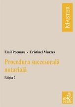 Procedura succesorala notariala Editia