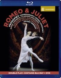 Prokofiev : Romeo and Juliet (Blu-Ray+DVD)