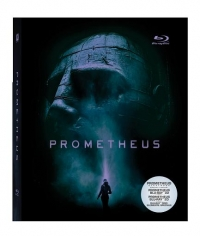 PROMETHEUS (Steel Book discuri)