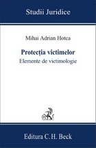 Protectia victimelor Elemente victimologie