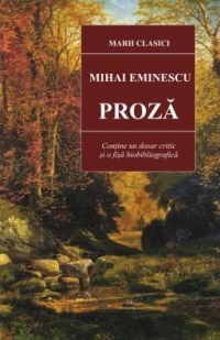 Proza (Mihai Eminescu)