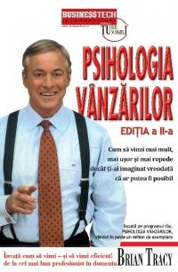Psihologia vanzarilor Cum vinzi mai
