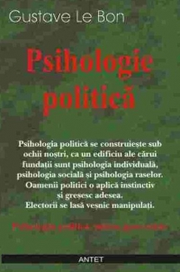 Psihologie politica Stiinta guvernarii