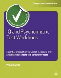 Psychometric Test Workbook