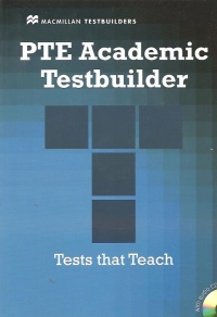 PTE Academic Testbuilder (with audio
