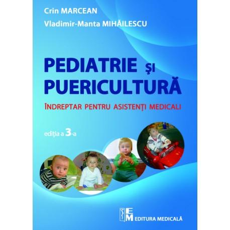Puericultura pediatrie Indreptar pentru asistenti