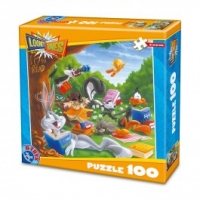 PUZZLE 100 LOONEY TUNES (Bugs