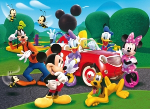 PUZZLE 100 PIESE MICKEY MOUSE