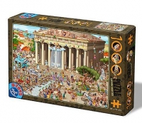 Puzzle 1000 piese Cartoon Collection