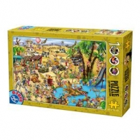Puzzle 1000 piese Oaza