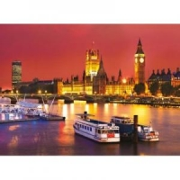 PUZZLE 1000 PIESE LONDRA