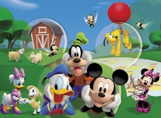 PUZZLE 104 PIESE MICKEY MOUSE