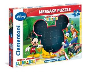 Puzzle 104 Piese Mesaj Clubul