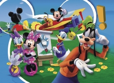 PUZZLE 250 PIESE MICKEY MOUSE