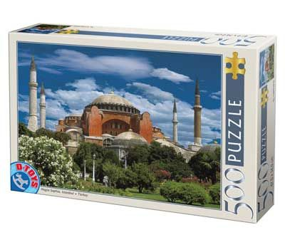 Puzzle 500 Hagia Sophia Istanbul