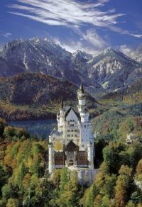 PUZZLE 500 PIESE Neuschwanstein