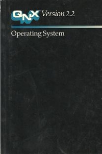 QNX Version 2.2 Operating System