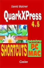 QUARKXPRESS SHORTCUTS