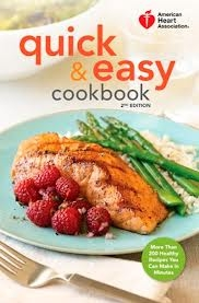 QUICK EASY COOKBOOK