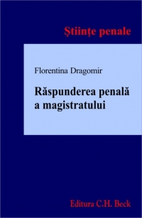 Raspunderea penala magistratului