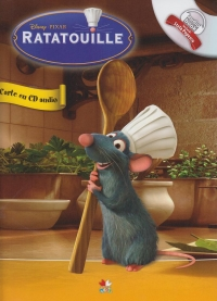Ratatouille Carte audio