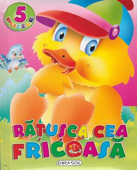 Ratusca cea fricoasa (contine puzzle)