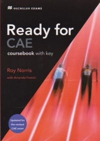 Ready for CAE coursebook with