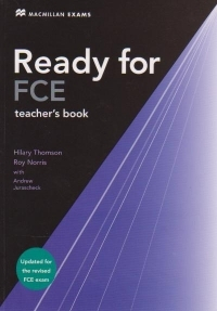 Ready for FCE teacher book