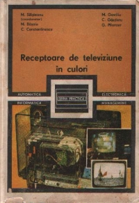 Receptoare televiziune culori