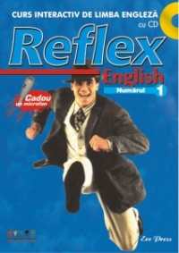 Reflex English nr. 1 cu microfon cadou