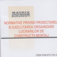 Reglementari tehnice privind proiectarea executarea