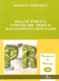 Relatii publice comunicare media managementul