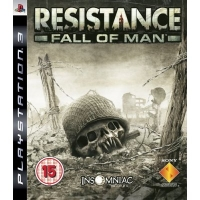Resistance Fall Men PS3
