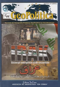 Revista Geopolitica Anul Irak strategii