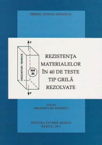 Rezistenta materialelor teste tip grila